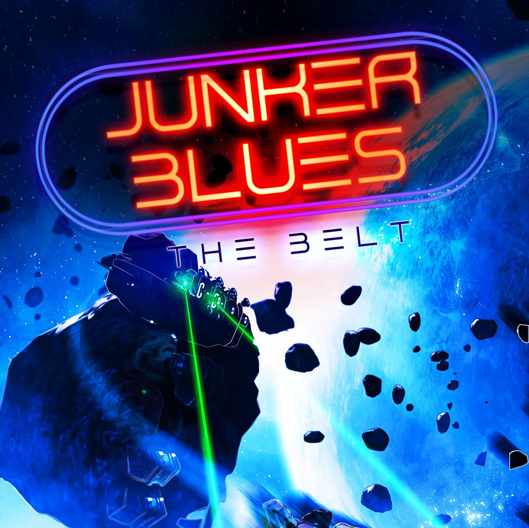 Junker Blues: Lon E. Varnadore Delivers a Sci-Fi Epic