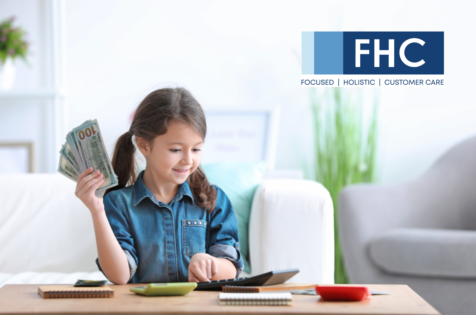 F.H. Cann and Associates Shares How Parents Can Teach Their Kids about Budgeting