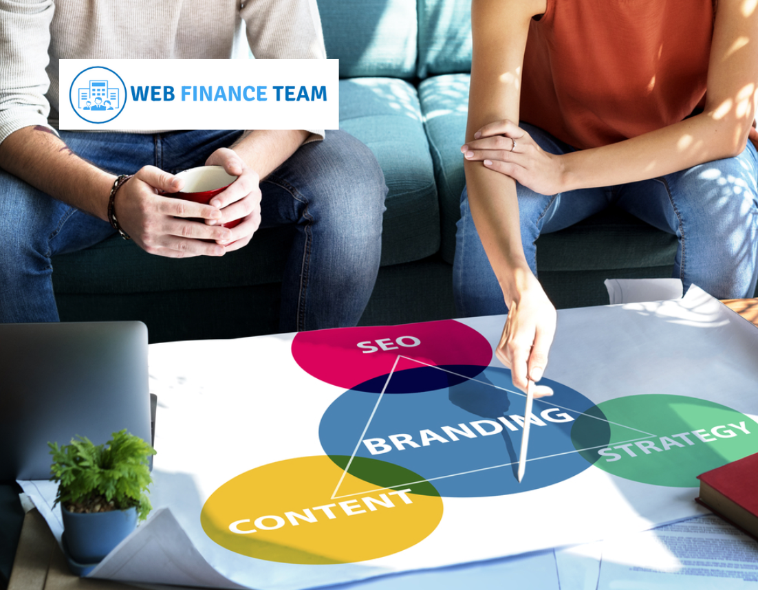 Services offered by Web Finance Team.
